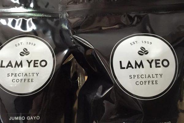 Lam Yeo Sumatran Beans